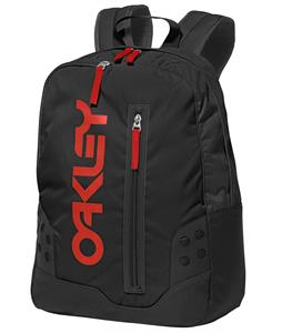 Oakley B1B Backpack Black/Red 25L