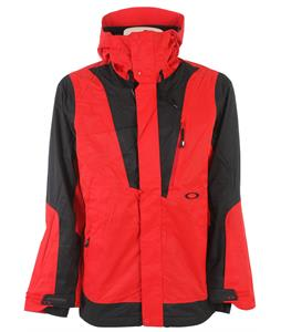 Oakley Banfield Ski Jacket Red Line