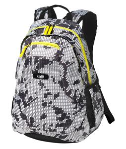 Oakley Base Load Pack Backpack White Print