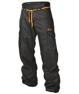 Oakley Belmont Snowboard Pants Jet Black