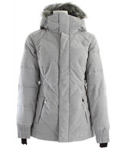 Oakley Bring To Light Snowboard Jacket White
