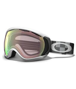 Oakley Canopy Snowboard Goggles White Digi Camo/Vr50 Pink Iridium Lens