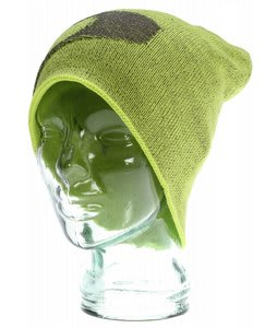 Oakley Cascade Slouch Beanie Lightning Green