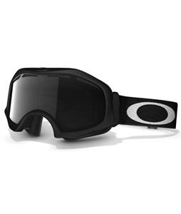 Oakley Catapult Snowboard Goggles Matte Black/Dark Grey Lens