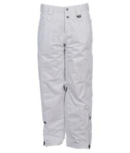 Oakley Checked Out Snowboard Pants White