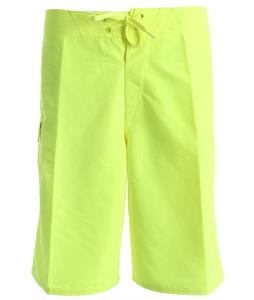 Oakley Classic 22in Boardshorts Neon Yellow
