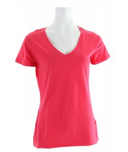 Oakley Classic V T-Shirt Bright Fuchsia