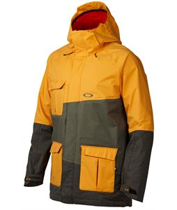 Oakley Cottage Snowboard Jacket Golden Poppy