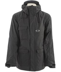 Oakley Cottage Snowboard Jacket Jet Black