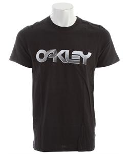 Oakley Current Edition T-Shirt Jet Black