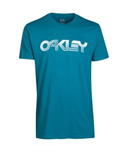 Oakley Current Edition T-Shirt Pacific Blue