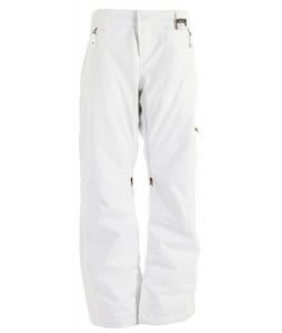 Oakley Eaves 2.0 Snowboard Pants White