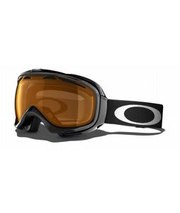 Oakley Elevate Goggles Jet Black/Persimmon Lens