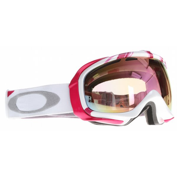white oakley ski goggles atru  oakley elevate white pink iridium