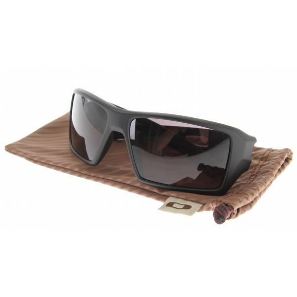Oakley Eyepatch 2 Matte Black Warm Grey « Heritage Malta 6d1cb64cb1