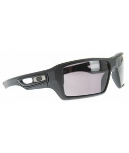 Oakley Eyepatch 2 Sunglasses Matte Black w/ Warm Grey