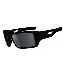 Oakley Eyepatch 2 Sunglasses Polished Black/Grey Lens