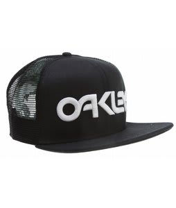 Oakley Factory Trucker Cap Black