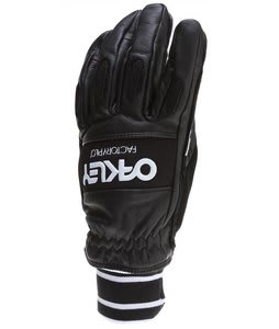 Oakley Factory Winter Gloves Jet Black