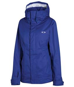 Oakley Fit Insulated Snowboard Jacket Freedom Blue