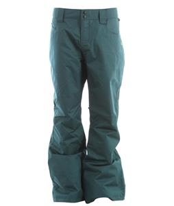 Oakley Fit Insulated Snowboard Pants Forest