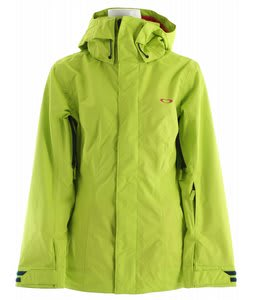 Oakley Fit Snowboard Jacket Lightning Green