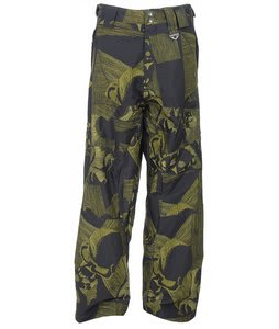 Oakley Fort Cord Snowboard Pants