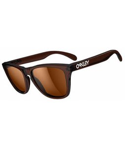 Oakley Frogskins Sunglasses Polished Rootbeer/Bronze Lens