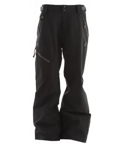 Oakley Great Ascent Snowboard Pants Jet Black