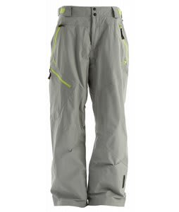 Oakley Great Ascent Snowboard Pants Stone Gray