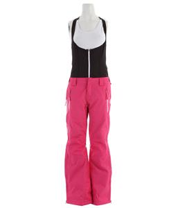 Oakley Grete Snowboard Pants Fuchsia