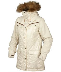 Oakley Haver Snowboard Jacket Light Cream