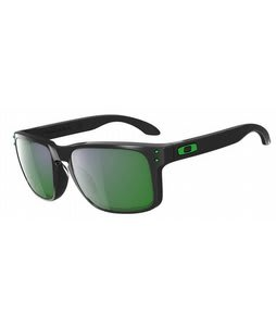 Oakley Holbrook Sunglasses Moto Gp Signature - Emerald Iridium Lens