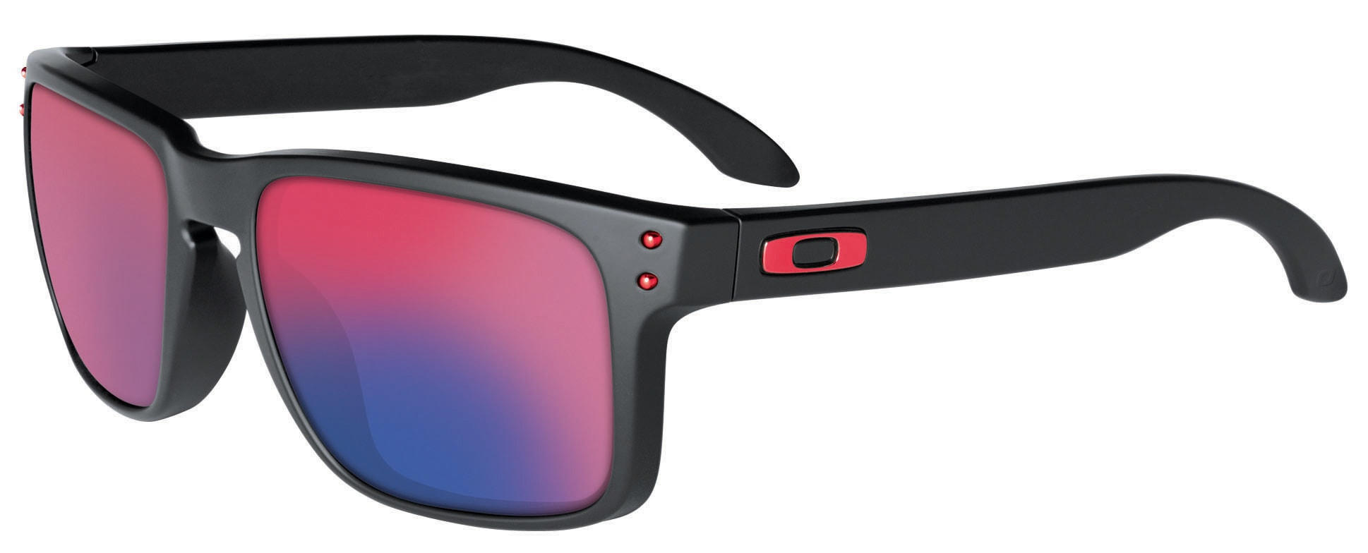 Red And Black Oakley Sunglasses  on oakley holbrook sunglasses