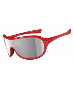 Oakley Immerse Sunglasses Red Carpet/Grey Lens