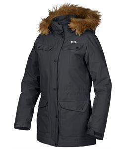 Oakley Lakeside Snowboard Jacket Jet Black