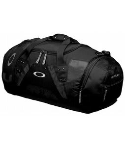 Oakley Large Carry Duffel Backpack Black