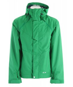 Oakley Locked Snowboard Jacket Lush Green