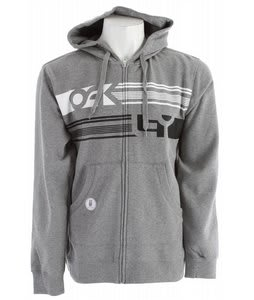 Oakley Memorable Hoodie Heather Grey