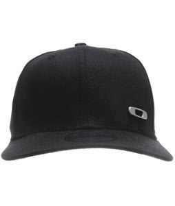 Oakley Metal Square O Cap Black