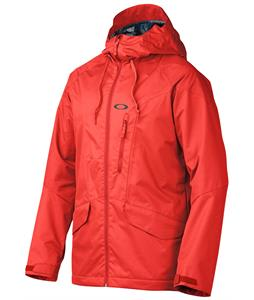 Oakley Mission Snowboard Jacket Red Line