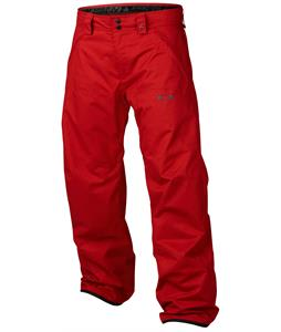 Oakley Mission Snowboard Pants Red Line