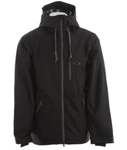 Oakley Motility Snowboard Jacket Jet Black