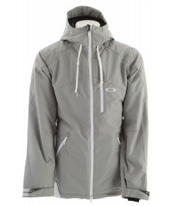 Oakley Motility Snowboard Jacket Stone Gray