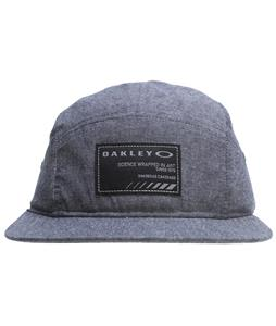 Oakley Motion 5 Panel Cap Heather Grey