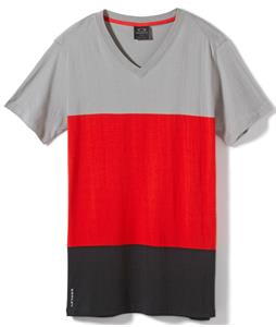 Oakley Mudskipper V Shirt Red Line
