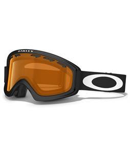 Oakley O2 Xs Goggles Matte Black/Persimmon Lens