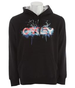 Oakley Oakley Splash Hoodie Jet Black