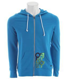 Oakley Off The Hook Hoodie Lagoon Blue