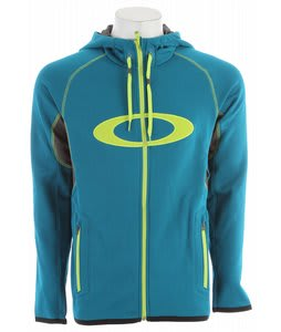Oakley Originate Fleece Snowboard Jacket Aurora Blue